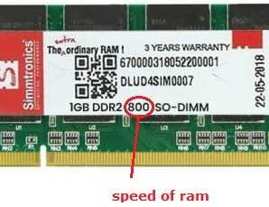 How to know which ram is compatible with my laptop ?