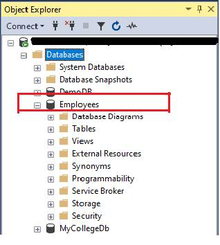 How to rename and drop a Database form SQL Server using command and Management Studio?