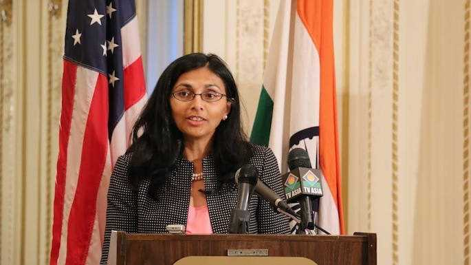 Who will head the US-India Business Council (USIBC)?