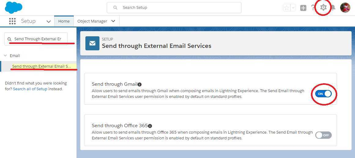 How do I integrate Gmail and Salesforce?