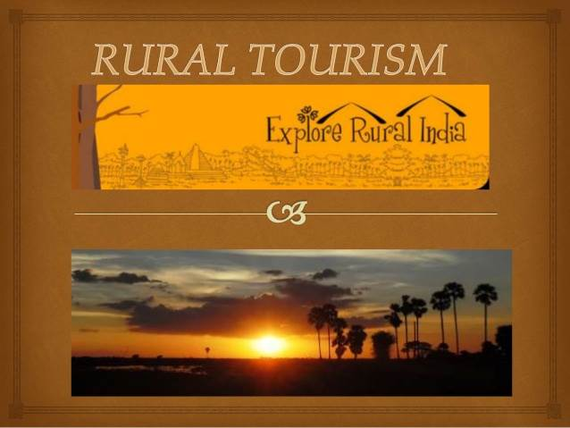 how many tourists visit rural areas in india?