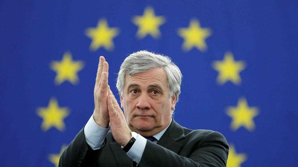 Who is new President of European Parliament now?