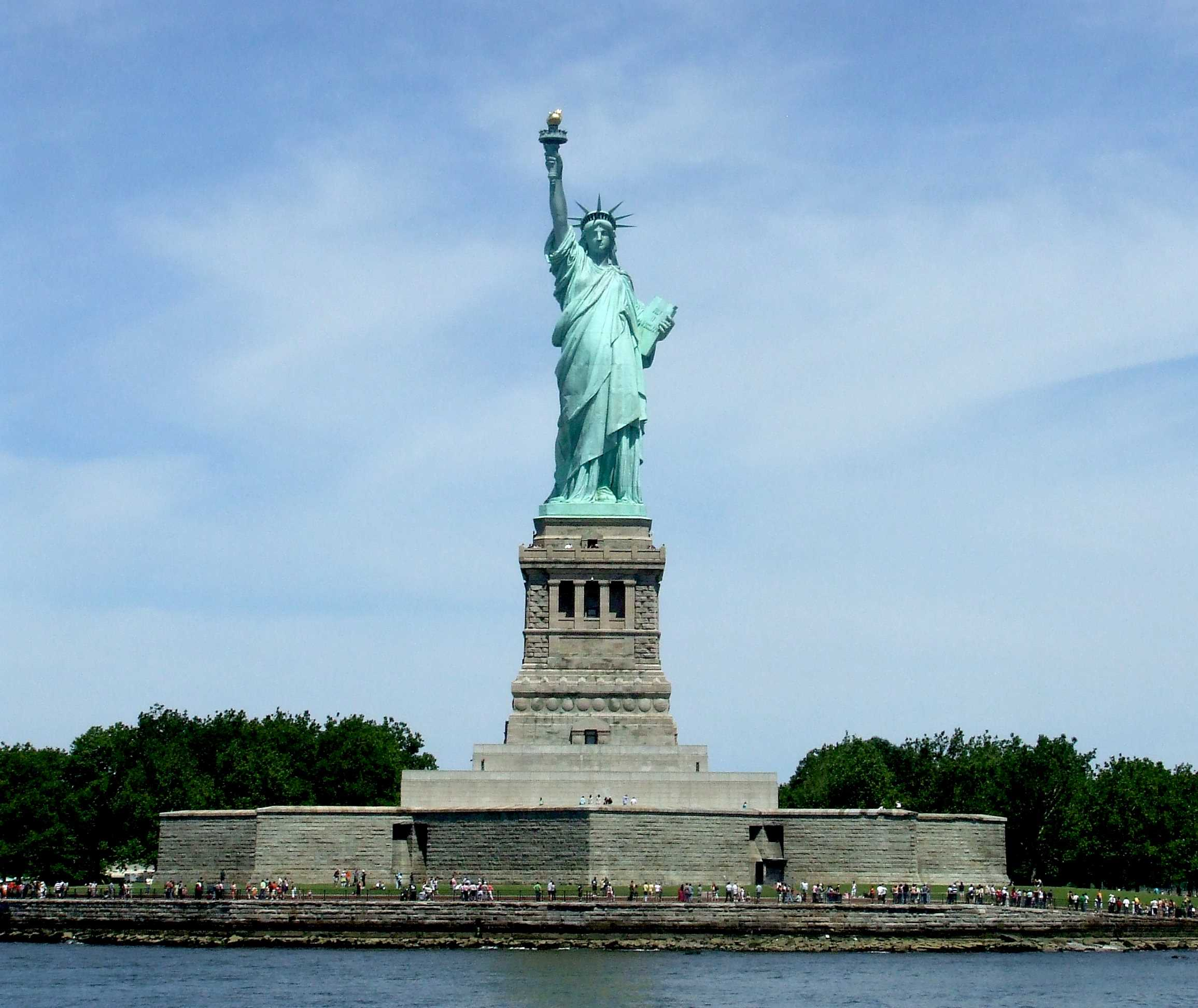 Amazing facts about Statue of Liberty?