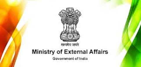 Who is the Minister of External Affairs?