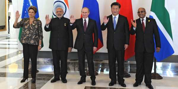 In which country was 6th BRICS Summit held in 2014?
