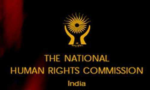 In which year The National Human Rights Commission is formed?