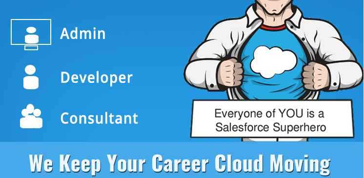 How can I obtain experience with Salesforce without taking an expensive class?