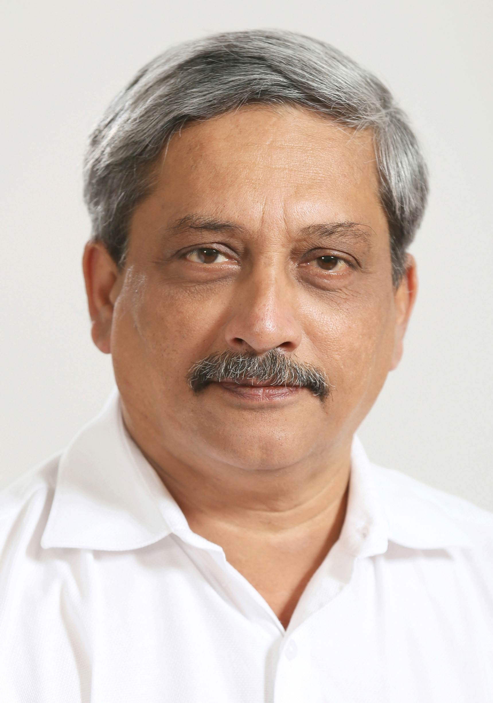 Writer about Manohar Parrikar.