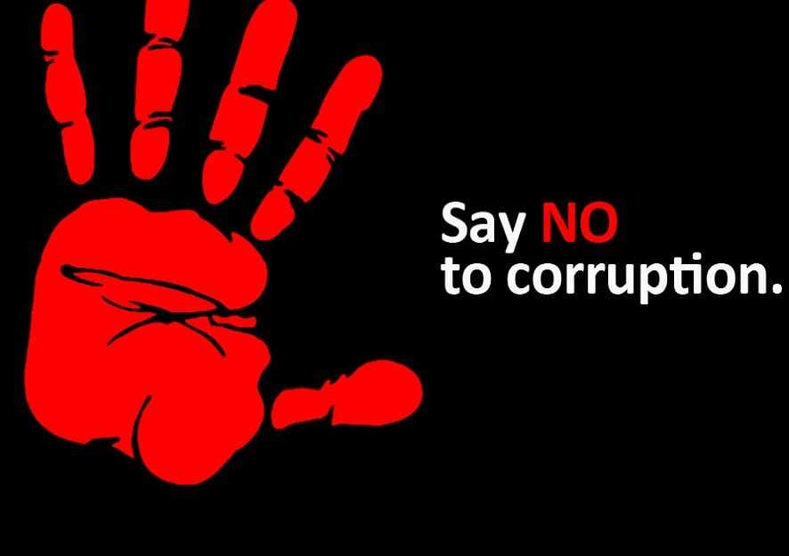 Why are the Illegal activities still thriving in India with all of the anti-corruption rules and others in rule book?