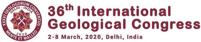 Which country to host 36th International Geological Congress (IGC – 2020)?