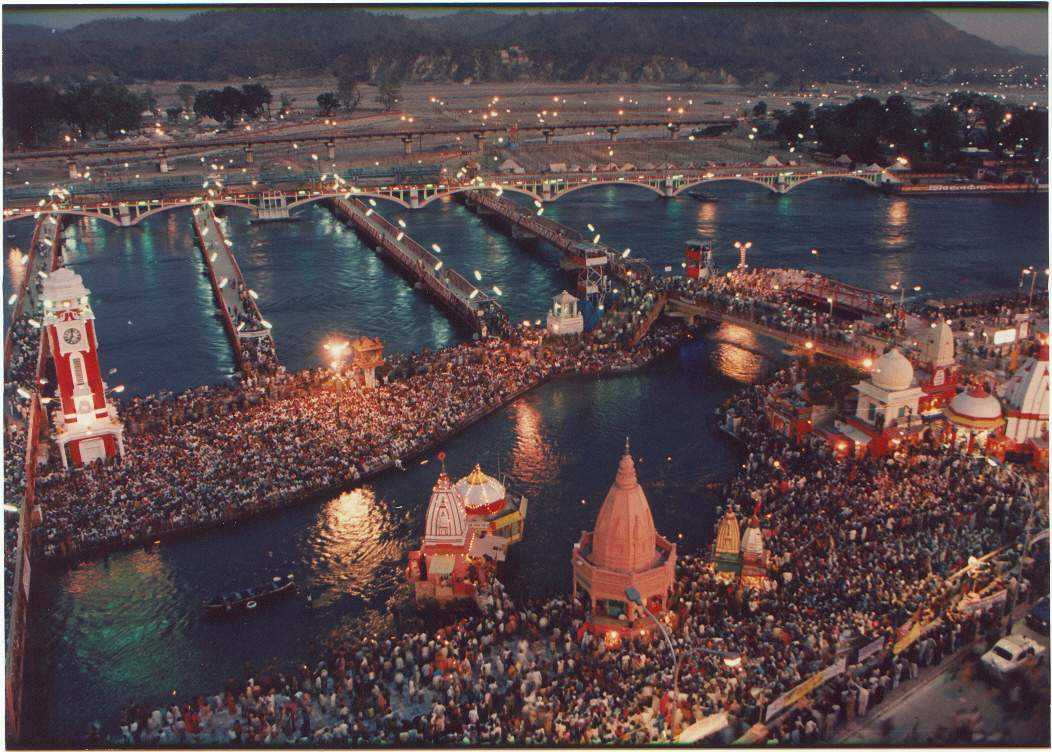 What is the story behind Kumbh Mela?